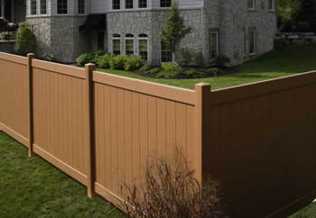 Charlotte Fencing vinyl privacy fence